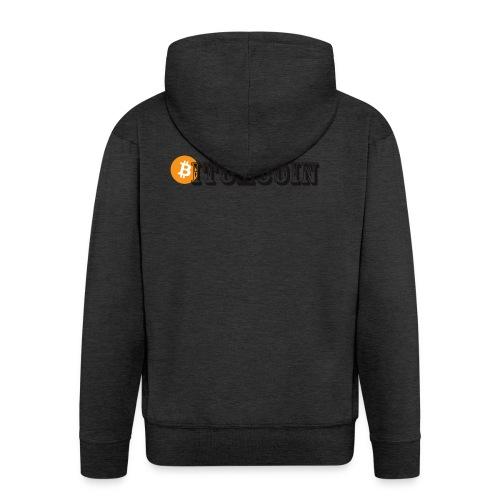 Bitchcoin - Men's Premium Hooded Jacket