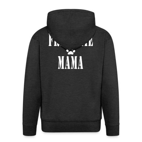 Frenchie Mama - Veste à capuche Premium Homme