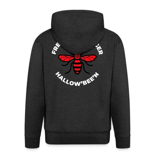 Hallow'Bee'n - Men's Premium Hooded Jacket