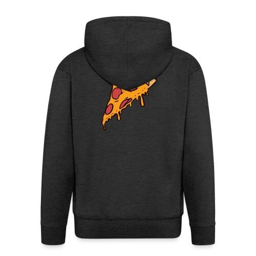 Pizza - Chaqueta con capucha premium hombre