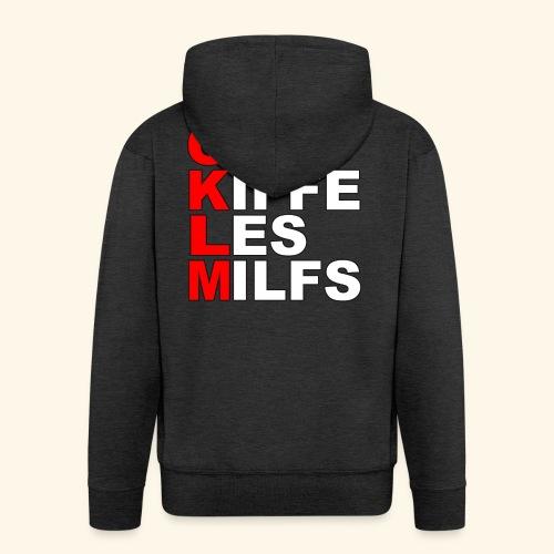 OKLM - Veste à capuche Premium Homme
