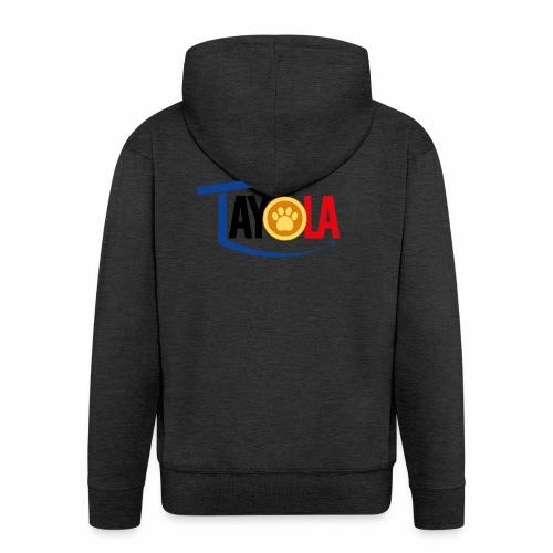TAYOLA Nouveau logo!!! - Veste à capuche Premium Homme