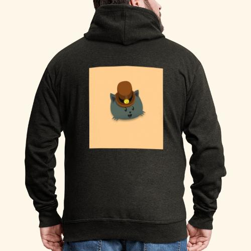 HCP custo 12 - Men's Premium Hooded Jacket