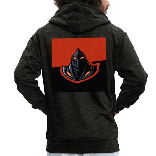 DeF Clan logo - Premium Hettejakke for menn