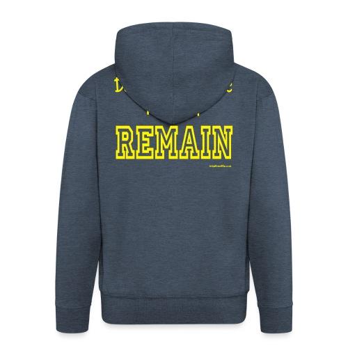 Dont Blame Me - Men's Premium Hooded Jacket