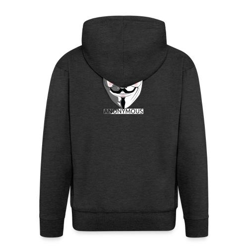 Anonymous - Men's Premium Hooded Jacket