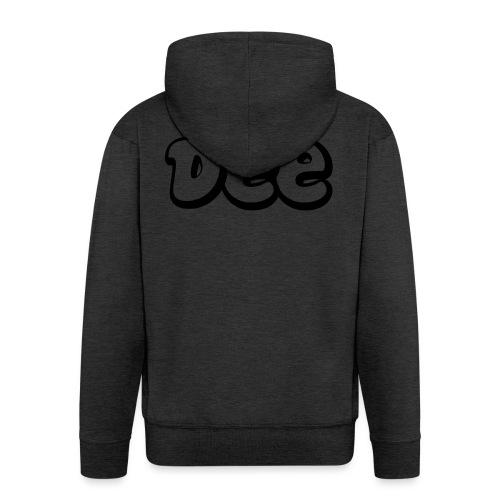 Dee Teddy Bear! - Mannenjack Premium met capuchon