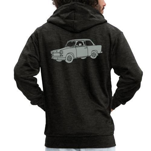 Trabant 2 - Männer Premium Kapuzenjacke
