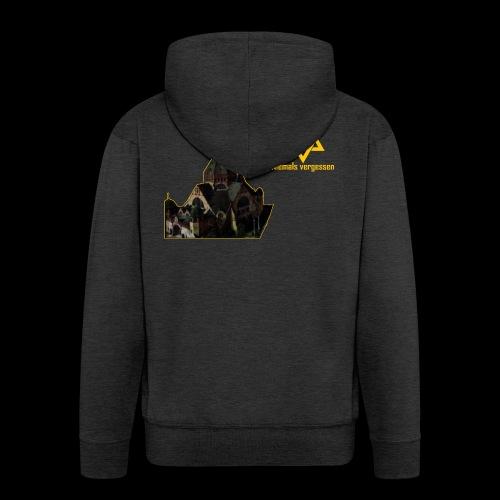 Synagoge - Männer Premium Kapuzenjacke