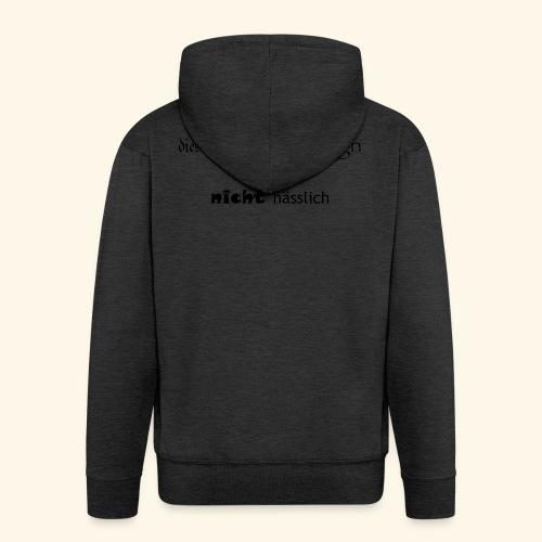 test_shop_design - Männer Premium Kapuzenjacke