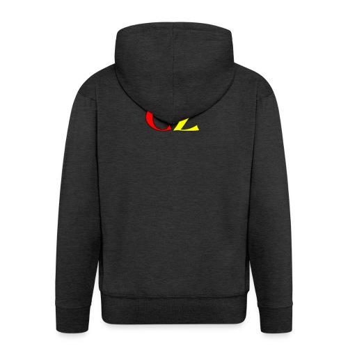 CZ vrouwen t-shirt - Mannenjack Premium met capuchon