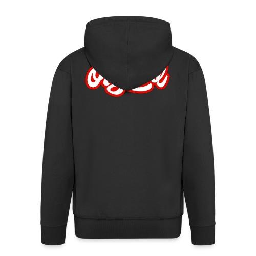 Original red - Veste à capuche Premium Homme