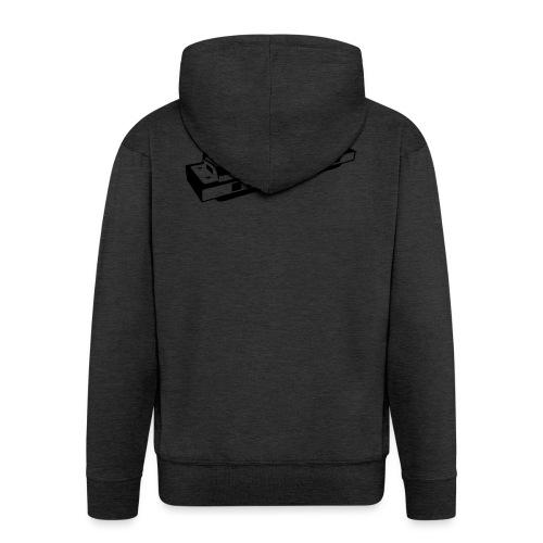 Harmonica - Men's Premium Hooded Jacket