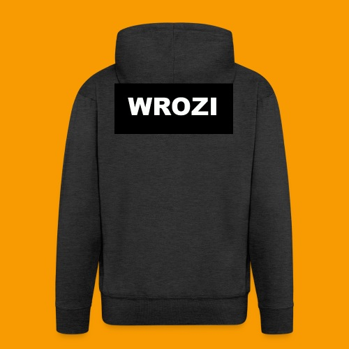 WROZI hat - Men's Premium Hooded Jacket