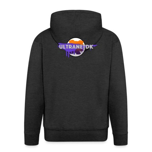 ULraNaetDK2 - Herre premium hættejakke