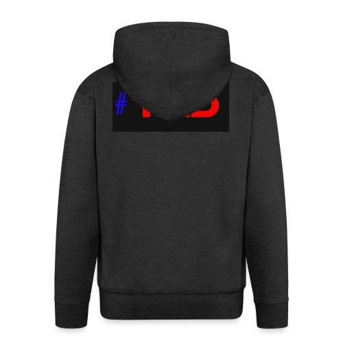 TGD LOGO - Men's Premium Hooded Jacket