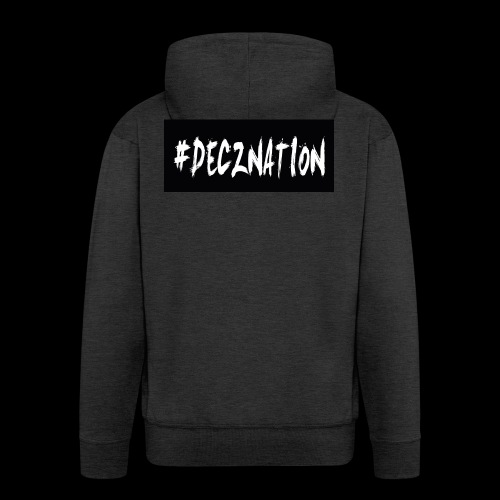 DECZNATION - Men's Premium Hooded Jacket