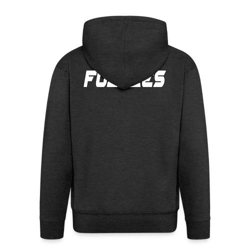 fuzzles - Men's Premium Hooded Jacket