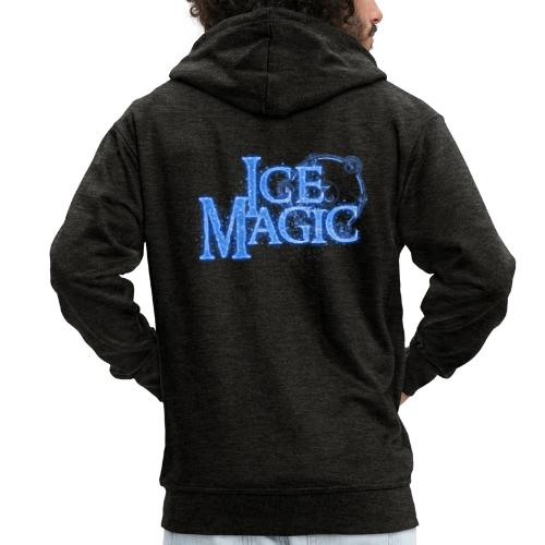 Ice Magic - Männer Premium Kapuzenjacke