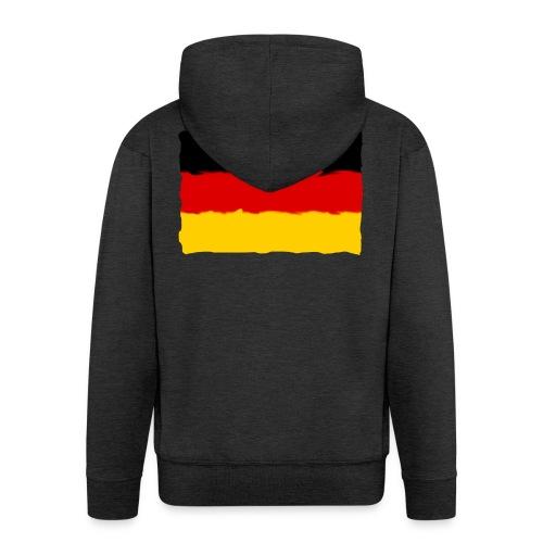 germany - Chaqueta con capucha premium hombre