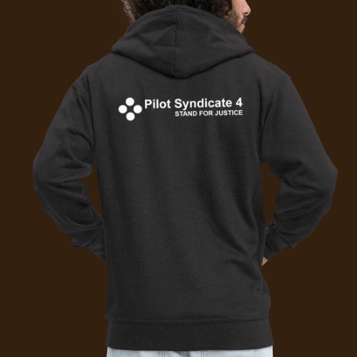 Pilot Syndicate 4 - Men's Premium Hooded Jacket