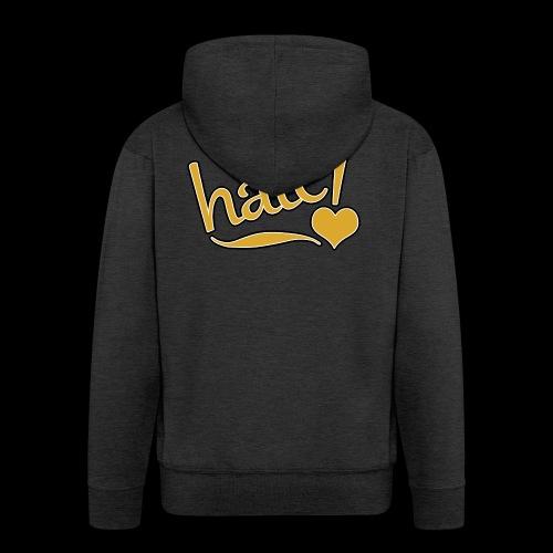 hate ! - Veste à capuche Premium Homme