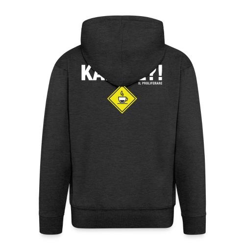 KAFFÈÈ?! - Maglietta da donna by IL PROLIFERARE - Felpa con zip Premium da uomo
