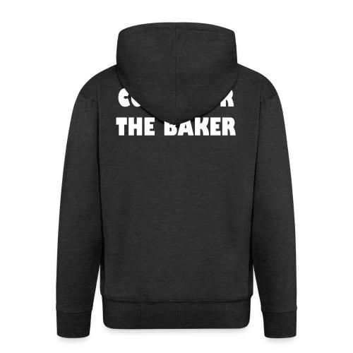 comes for the baker - Mannenjack Premium met capuchon
