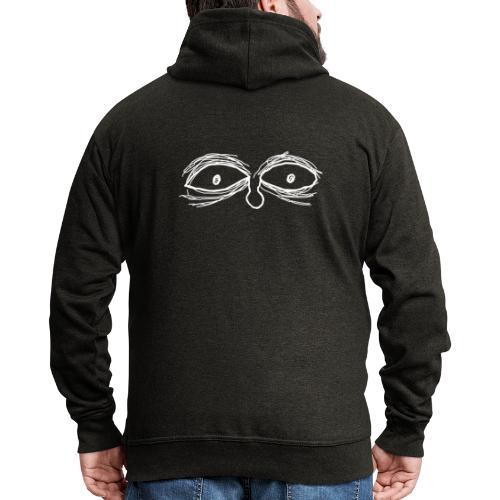 Eyes - Chaqueta con capucha premium hombre