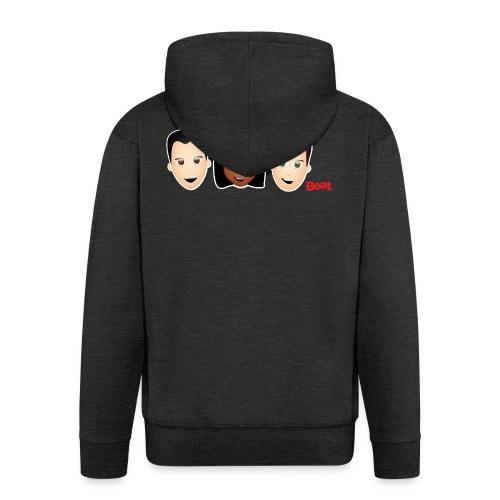 Beat Breakfast T-Shirt - Men's Premium Hooded Jacket