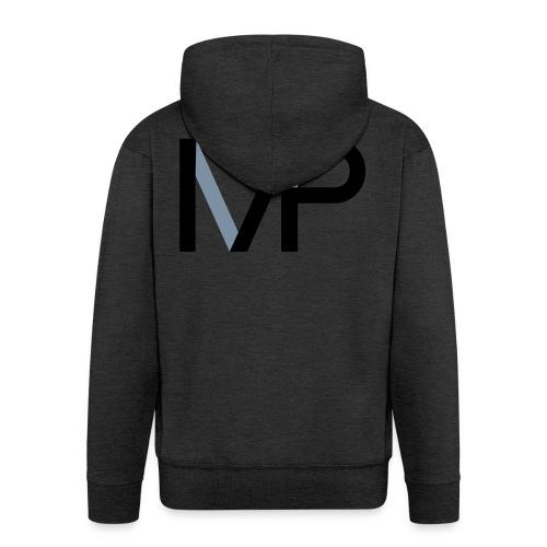 MP Logo - Mannenjack Premium met capuchon