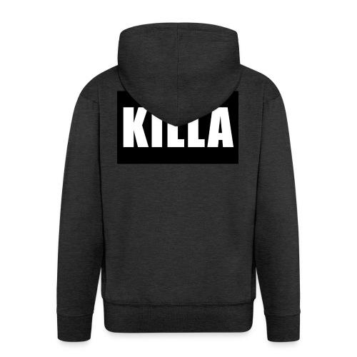 KILLA - Männer Premium Kapuzenjacke