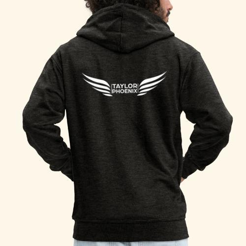 Taylor Phoenix Wings - Männer Premium Kapuzenjacke