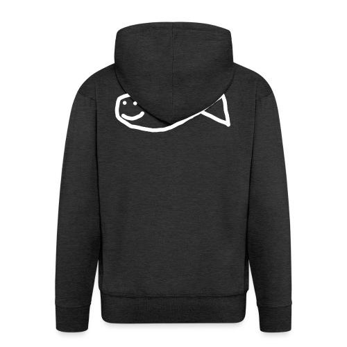Klassisk Strandfisk Belteveske - Premium Hettejakke for menn