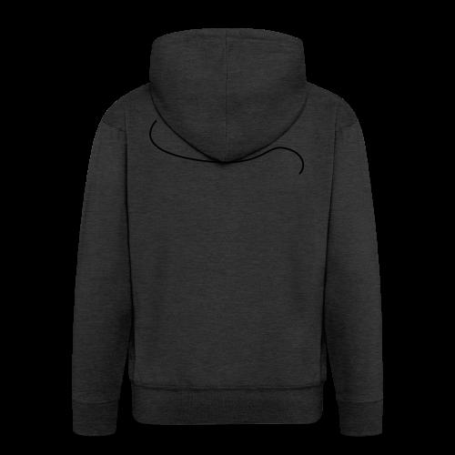 Cool-Shirt Design - Männer Premium Kapuzenjacke