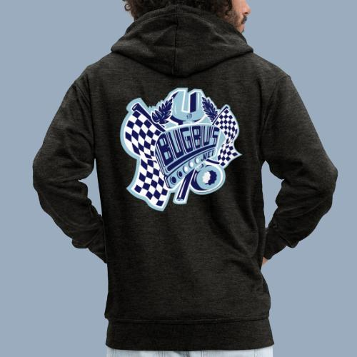 bUGbUs.nEt ILLU - Men's Premium Hooded Jacket