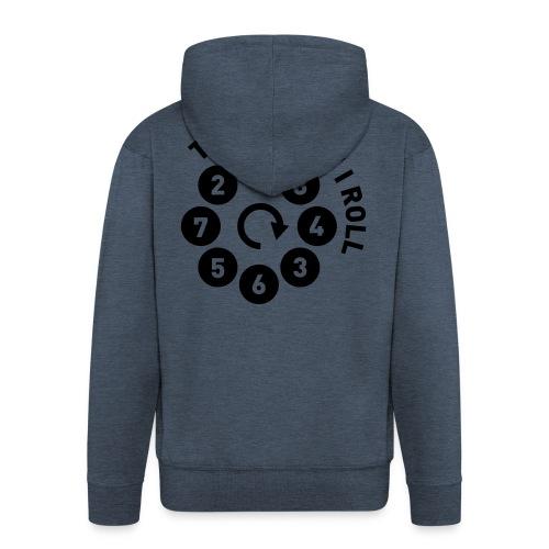 Rolling the V8 way - Autonaut.com - Men's Premium Hooded Jacket