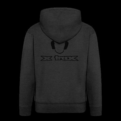 X-Trax - Men's Premium Hooded Jacket
