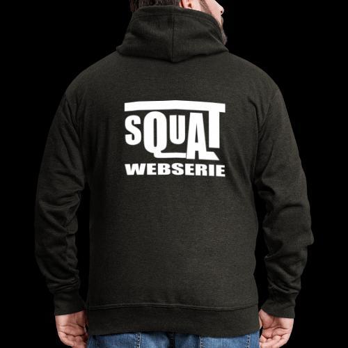 SQUAT WEBSERIE - Veste à capuche Premium Homme