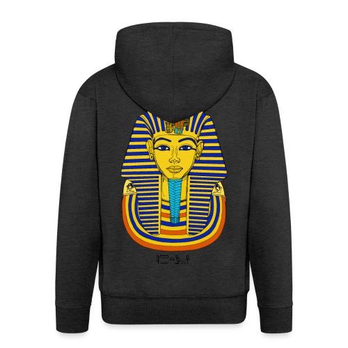 Pharao Tutanchamun - Männer Premium Kapuzenjacke