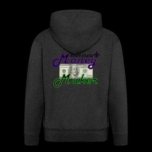 RF MONEY MAKER - Men's Premium Hooded Jacket