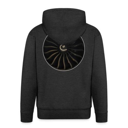 ENGINE 5 - Männer Premium Kapuzenjacke