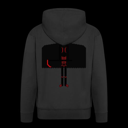 Deathlord - Men's Premium Hooded Jacket