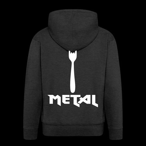 Metal - Männer Premium Kapuzenjacke