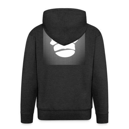 _mad_gorilla__by_marco_itri-d5sojaz - Chaqueta con capucha premium hombre