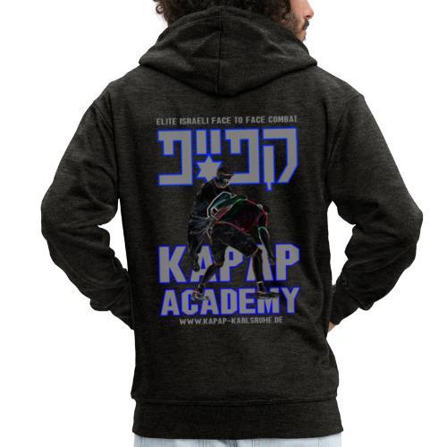 KAPAP Combat KA 2019 - Männer Premium Kapuzenjacke