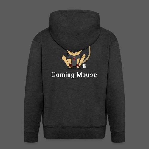 Gaming Mouse - Männer Premium Kapuzenjacke
