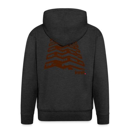 cronxlife - Men's Premium Hooded Jacket