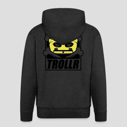 TROLLR origin - Veste à capuche Premium Homme