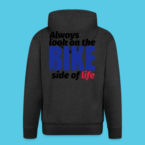 Bike - Männer Premium Kapuzenjacke